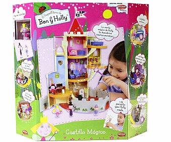 BIZAK Playset de Ben y Holly El Castillo Mágico 1 Unidad