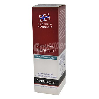 Neutrogena Crema para pies-dureza Tubo 50 ml