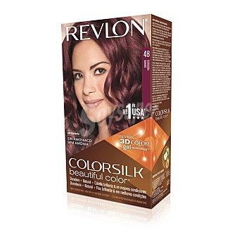 Revlon Color Silk Tinte Borgoña Nº 48 caja 1 ud