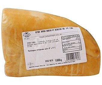Villar Taco de jamón de bodega, con contenido reducido en sal