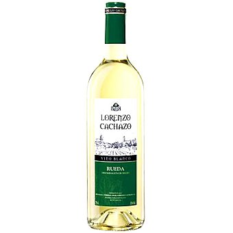 Bodegas Ángel Lorenzo Cachazo Vino blanco D.O. Rueda Botella 75 cl