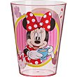 Mouse vaso decorado acrilico 295 cl 1 unidad Minnie Disney