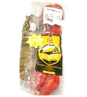 Chorizo fresco oreado Bandeja de 500 gr