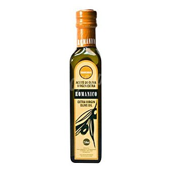 Románico Aceite de oliva virgen extra tradicional 250 ml