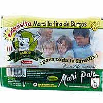Mari Paz Morcilla fina de Burgos Sobre 220 g