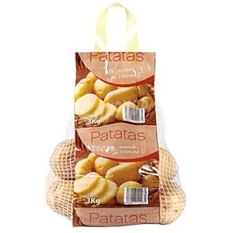 Patata lavada Malla 3 Kg