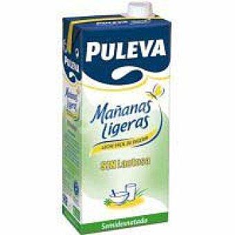 Puleva Leche Mañanas Ligeras Pack 6x1 litro