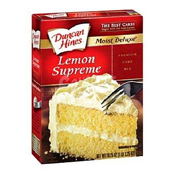 Ducan Hines Preparado tarta limon 572 g
