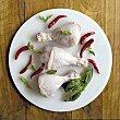 Pollo blanco jamoncitos 100 gramos Sertina