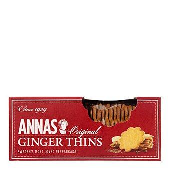 ANNA'S Galletas de Jengibre 150 g