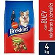 Pienso seco para perros con buey y verduras Bolsa 4 kg Brekkies Affinity