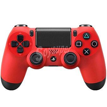 PS4 Mando inalámbrico Dualshock 4 rojo para PS4