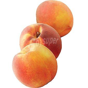 Melocotón nectarina roja extra al peso
