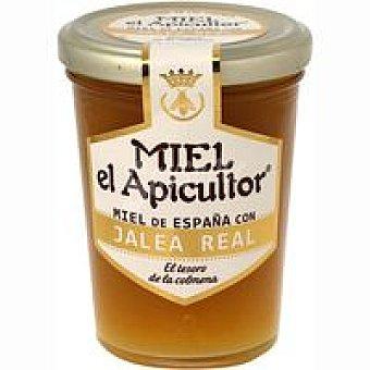 El Apicultor Miel con jalea real Frasco 250 g