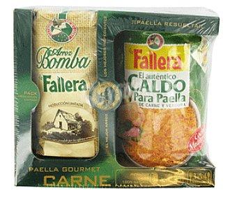 La Fallera Preparado arroz caldo carne 600 ML