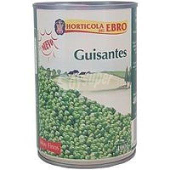 Horticola del ebro Guisante muy fino Lata 400 g