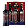 Lote 77: 3 botellas D.O. Ca. Rioja tinto crianza 75 cl Pack 3 x 75 cl Lagunilla