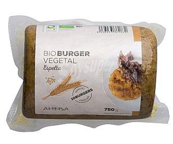 Ahimsa Burguer vegetal de espelta 750 gramos