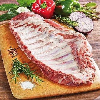 Carrefour Costillas cerdo corte Bandeja de 1000.0 g.
