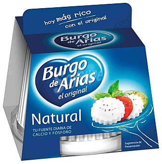 Burgo de Arias Queso Fresco 45% MG Burgo de Arias 240 gr