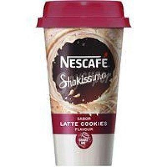 Nescafé Café Shakissimo cookies Vaso 190 ml