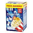 Palomitas sal Pack de 6 unidades (600 gr) DIA