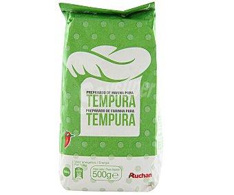Auchan Preparado de harina para tempura 500 gr