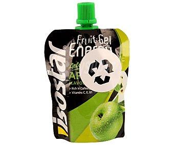 Isostar Gel energético sabor manzana de carbohidratos. Su composición está basada en el sirope de glucosa que puede ser fácilmente asimilado y digerido, sobre todo durante una actividad intensa. Además este gel es rico en vitaminas C y B1 que ayudan a reducir el cansancio 90 gramos