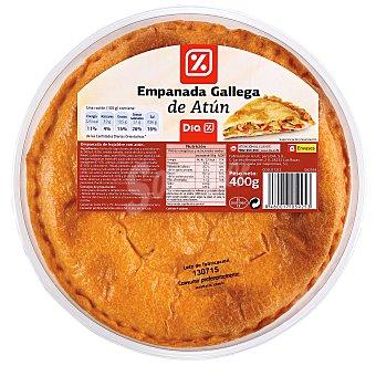 DIA Empanada de atún refrigerada Envase 400g