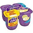 Yogur desnatado sabor limón Pack 4 uds x 125 g Vitalínea Danone