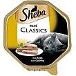 Paté de ave para gato Tarrina 85 g Sheba