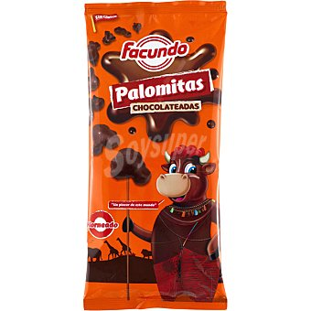 Facundo palomitas chocolateadas bolsa 100 g