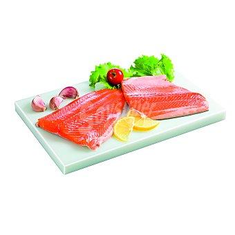 Filete de salmon Bandeja 400 gr peso aprox