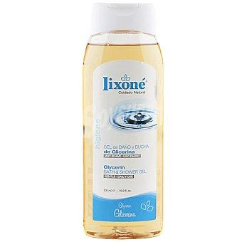 Lixone Gel de baño y ducha de glicerina Bote 500 ml