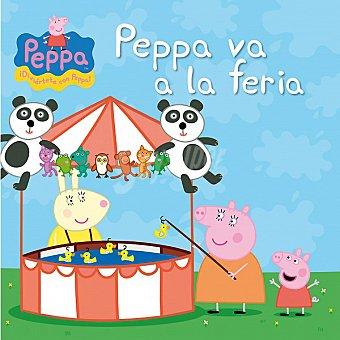 PEPPA PIG : Peppa se va al parque de atracciones. Primera infancia