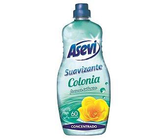 Asevi Suavizante concentrado aroma a colonia frescor 1,5 l