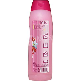 Iber Gel de baño Floral Frasco 750 ml