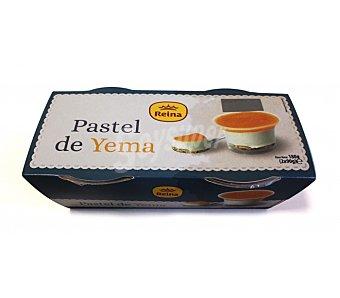 Postres Reina Pastel de yema reina Pack 2x90 grs