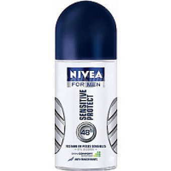 Nivea Desodorante Sensitive For Men 50 ml