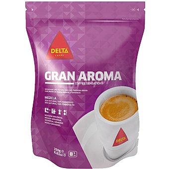 Delta Cafés Café molido mezcla 50% natural 50% torrefacto Bolsa 250 g
