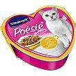 POESIE comida húmeda para gatos adultos en salsa de pollo y verdura lata 85 g lata 85 g Vitakraft