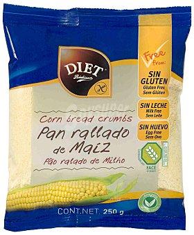 Diet Rádisson Pan rallado sin gluten 250 g