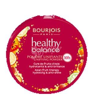 Bourjois Polvo compacto healthy balance T55 beige 1 ud