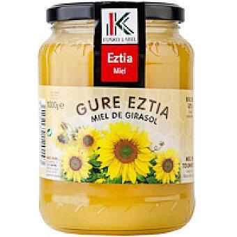Gure Eztiak Miel de girasol Tarro 1 kg