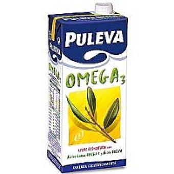 Puleva Puleva Leche Desnatada Omega 3 1 l