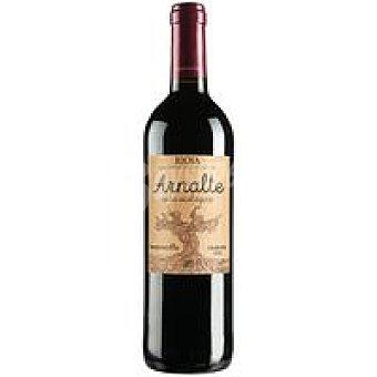 Arnalte Vino Tinto Crianza Ecológico Rioja Botella 75 cl