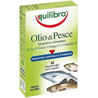 EQUILIBRA Aceite de pescado 60 perlas Envase 24 g