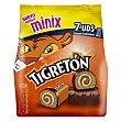 Pastel mini Bimbo Pack de 7 unidades de 23 g Tigretón