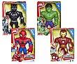 Surtido de figuras Super Hero Adventure de 25cm. de altura, Mega Mighties marvel  Marvel