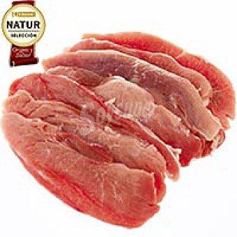 Eroski Escalope Jamon Natur Ahorro Bandeja 1 kg